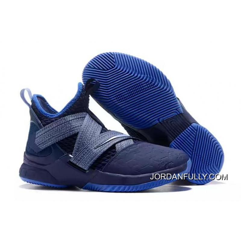 """Nike LeBron Soldier 12 """"Anchor"""